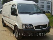 JMC Ford Transit JX5030XXYPHC-M5 фургон (автофургон)