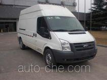 JMC Ford Transit JX5030XXYTJ-H4 box van truck