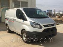 JMC Ford Transit JX5033XXYPDA-L5 box van truck