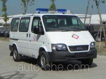 JMC Ford Transit JX5034XJHZA ambulance