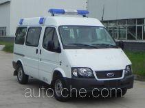 江铃全顺牌JX5034XJHZB型救护车