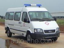 江铃全顺牌JX5034XJHZC1型救护车