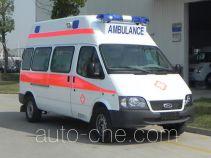 JMC Ford Transit JX5034XJHZD ambulance