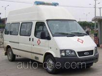 江铃全顺牌JX5034XJHZD1型救护车