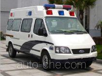 JMC Ford Transit JX5034XQCZCB автозак