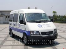 JMC Ford Transit JX5035XFWZB service vehicle