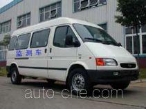 JMC Ford Transit JX5035XJEL-M monitoring vehicle