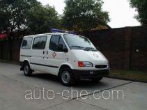 JMC Ford Transit JX5035XJH-L ambulance