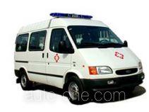 JMC Ford Transit JX5035XJH-M ambulance