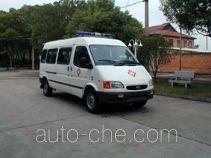 JMC Ford Transit JX5035XJHL-M ambulance