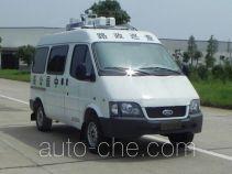 JMC Ford Transit JX5035XLZZJ автомобиль муниципальной дорожной администрации
