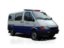 JMC Ford Transit JX5035XQC-L prisoner transport vehicle