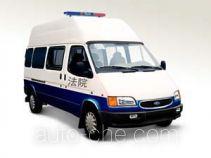 JMC Ford Transit JX5035XQCL-H prisoner transport vehicle