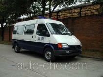 JMC Ford Transit JX5035XQCL-M prisoner transport vehicle