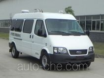 JMC Ford Transit JX5035XXCZKS family planning propaganda vehicle
