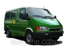 JMC Ford Transit JX5035XYZ-L postal vehicle