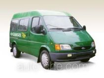 JMC Ford Transit JX5035XYZ-M postal vehicle