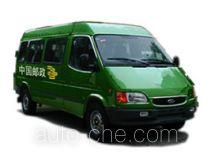 JMC Ford Transit JX5035XYZL-M postal vehicle