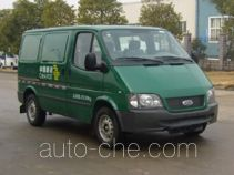 JMC Ford Transit JX5034XYZZA postal vehicle