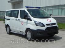 江铃全顺牌JX5036XJHZJ型救护车