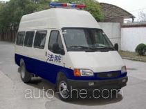 JMC Ford Transit JX5037QCDLA-H prisoner transport vehicle