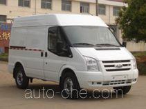 JMC Ford Transit JX5039XLCMB refrigerated truck