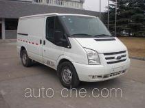JMC Ford Transit JX5040XXYTD-L4 box van truck