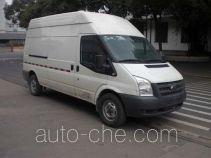 JMC Ford Transit JX5040XXYTJA-H4 box van truck