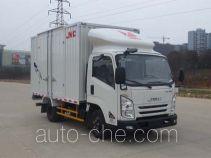JMC JX5040XXYXCD2 box van truck