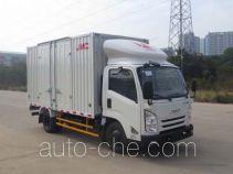 JMC JX5040XXYXGA2 box van truck