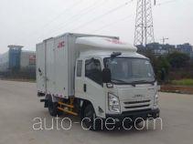 JMC JX5040XXYXPCF2 box van truck