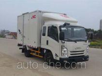 JMC JX5040XXYXPCA2 box van truck