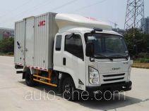 JMC JX5040XXYXPCD2 box van truck