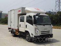 JMC JX5040XXYXSCB2 box van truck