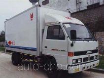 JMC JX5040XYFDL2 medical waste truck