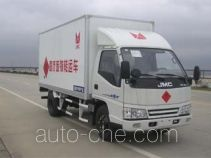 JMC JX5042XYFXL2 medical waste truck
