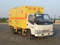 JMC JX5043XQYXG2 explosives transport truck