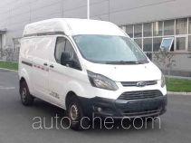 JMC Ford Transit JX5043XXYTF-M5 box van truck