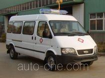 JMC Ford Transit JX5044XJHMC ambulance