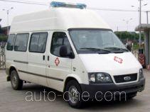 江铃全顺牌JX5044XJHMD型救护车