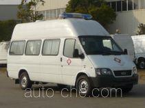 JMC Ford Transit JX5044XJHMF ambulance