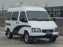 JMC Ford Transit JX5044XKCMJ investigation team car