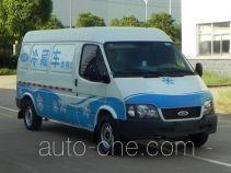 江铃全顺牌JX5044XLCMK型冷藏车