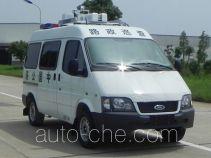 JMC Ford Transit JX5044XLZMB автомобиль муниципальной дорожной администрации