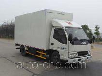 JMC mobile stage van truck