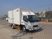 JMC JX5044XXYXCE2 box van truck