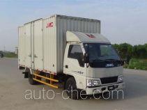 JMC JX5044XXYXGU2 box van truck