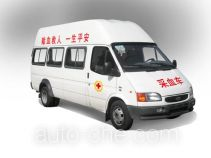 JMC Ford Transit JX5045XCXDLB2-H blood collection medical vehicle
