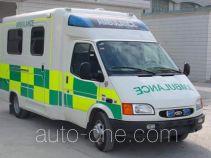 JMC Ford Transit JX5045XJHDLA2 ambulance