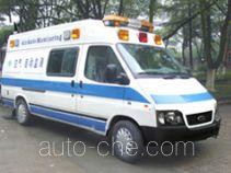 JMC Ford Transit JX5046XJEMEC monitoring vehicle
